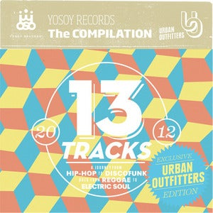 YOSOY RECORDS - The Compilation (CD)
