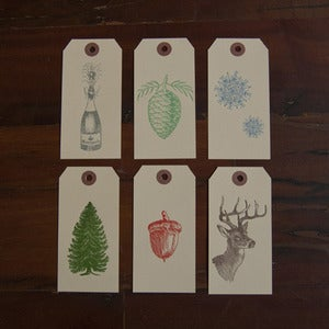 Image of Holiday Gift Tags