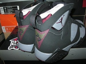 "Image of Air Jordan VII (7) Retro ""Bordeaux"" *SOLD OUT*"