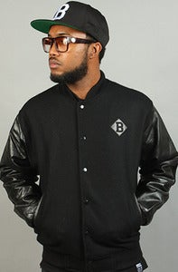 Image of The Benson Jacket Black