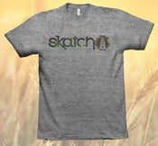Image of Skatch Camo-T(Heather)