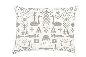 Image of Maailman synty interior pillow cover large |&lt;br /&gt; Maailman synty -tyynynpllinen, iso 