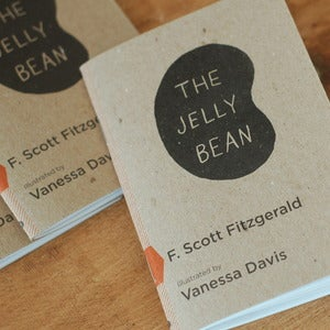 Image of Petit livre ('The Jelly-Bean'/By F. Scott Fitzgerald)