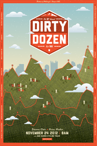Image of Dirty Dozen 2012 Poster