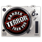 "Image of Terror ""DJ Slipmat"""