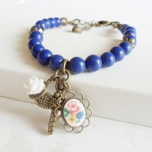 Image of True Sentiments Bracelet (floral)