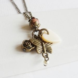 Image of Enchantment Charm Necklace