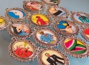Image of Loteria Necklace