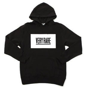 Image of Very Rare Paris Hoodie (Black)