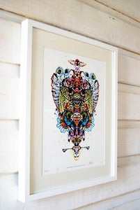 Image of Art Print : Open & Honest : Large