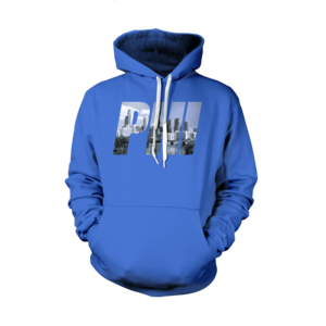 Image of PHI Photo Hoodie (Royal)
