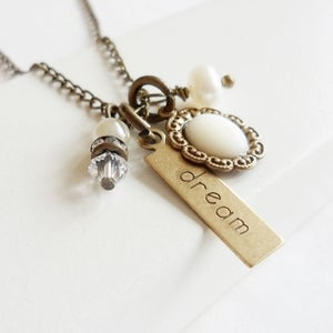 Image of Truly Dream Charmed Necklace
