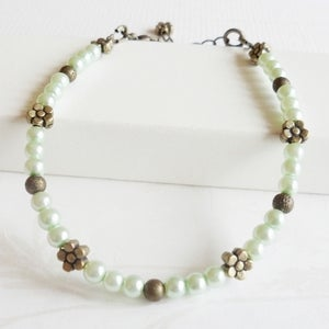 Image of Verity Bracelet (green)