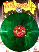 "Image of Covers EP Vol. 1 - LIMITED EDITION Marbled Green Coloured 12"" Vinyl"