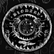 Image of BLODARV -Sigil- BACK patch! limited to 66 copies!