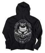Image of Rotiform - Wheel Builders Union Zip Hoodie