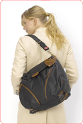 Image of Babymel Ruby Rucksak Diaper Bag