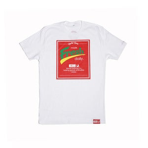 Kloud Fresh tee White