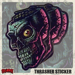Image of Thrasher Sticker
