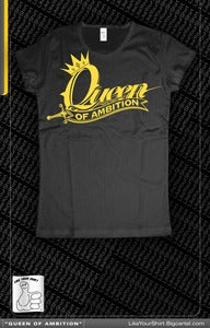 Image of Queen Of Ambition (Black/Yellow)
