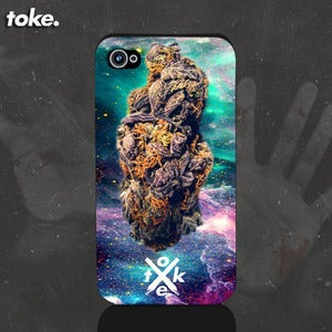 Image of Toke - SpaceBud - iPhone case