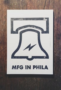 Image of Mfg in Phila
