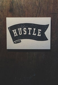 Image of Hustle Banner