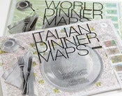Image of Italian & World Dinner Maps