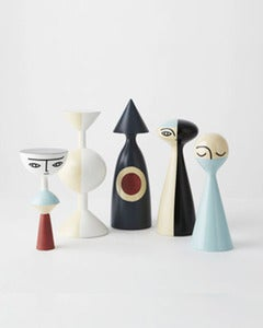Image of COLLECTABLE > Wooden Dolls by Sarah K