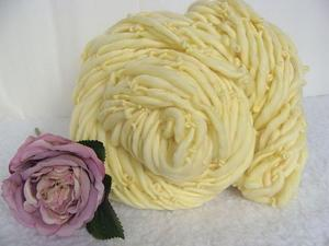 Image of Handspun Merino Wool - Lemon Yellow