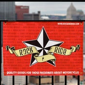 Image of Rock and Ride Shop Banner