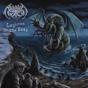 Image of ARKHAM WITCH - Legions of The Deep CD