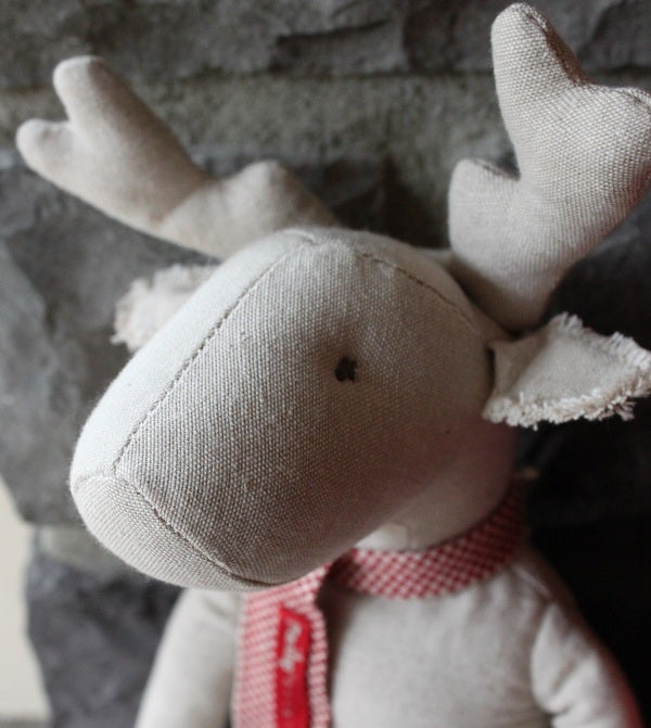Image of Danish, Cotton Reindeer
