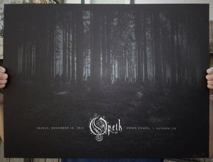 Image of Opeth - London, Nov. 16
