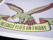 Image of The Eagle Flies on Friday
