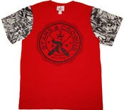 Image of Red Snake Tee