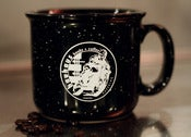 Image of 14oz Black Ceramic Mug