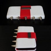 Image of Iphone 5 Rugby Palm Wallet (FREE SHIPPING)