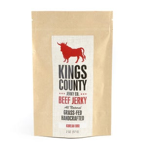 Image of Korean BBQ Jerky by Kings County Jerky Co.