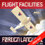 Image of Flight Facilities - Foreign Language Remixes 12&quot;