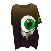 Image of EYEBALLED tshirt.