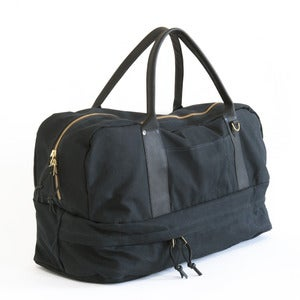 Image of Pilot Duffle Black