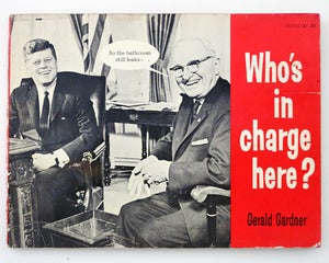 Image of Who's in Charge Here? by Gerald Gardner