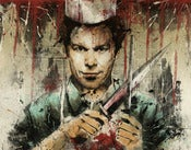 Image of The Butcher AP(Artist's Proof) - DEXTER