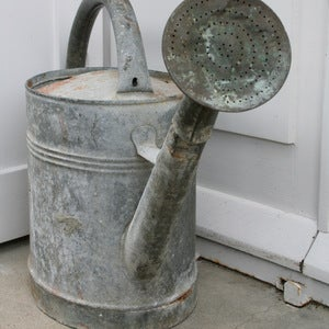 Image of Zinc Watering Can