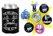 Image of Koozie + Bottle Opener Pack
