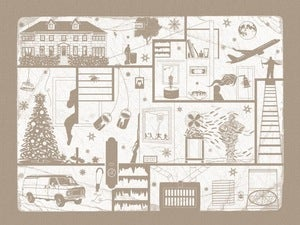 Image of Home Alone Wrapping Paper