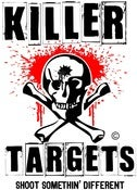 Image of Killer Targets Logo Sitcker.