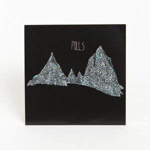"Image of Polls - ""Mouth Of A Fox"" b/w ""Careful Way"" 7 Inch"
