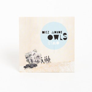 "Image of Mezzanine Owls - ""Snow Globe"" 7 Inch Vinyl + Digital EP"
